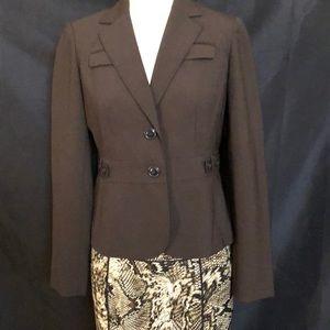 Petite office jacket